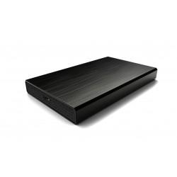 "CoolBox - SlimChase A-2523 2.5"" Carcasa de disco duro/SSD Negro - COO-SCA2523-B"