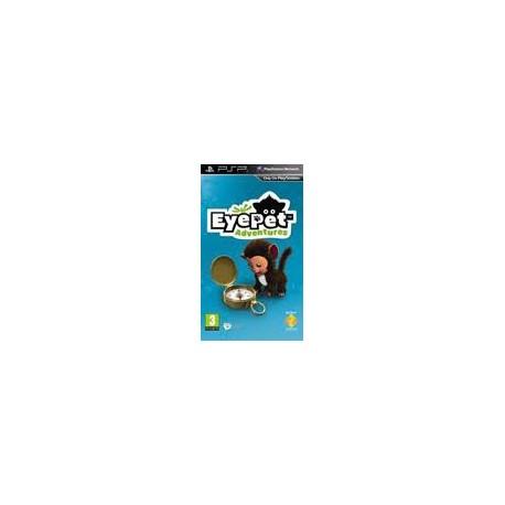 Sony - EyePet Adventures PlayStation Portable (PSP) vídeo juego