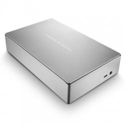 LaCie - Porsche Design Desktop Drive disco duro externo 4000 GB Plata