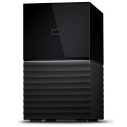 Western Digital - My Book Duo unidad de disco multiple 16 TB Escritorio Negro