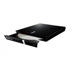 ASUS - SDRW-08D2S-U Lite unidad de disco óptico Negro DVD±R/RW