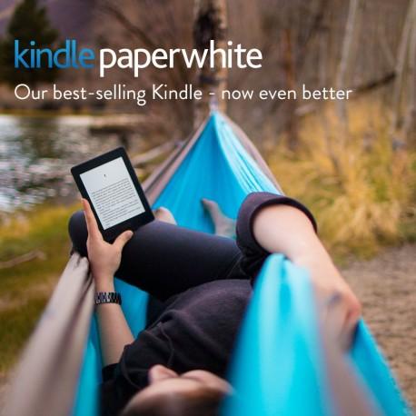 Amazon - 53-004584 Pantalla táctil 4GB Wifi Blanco lectore de e-book