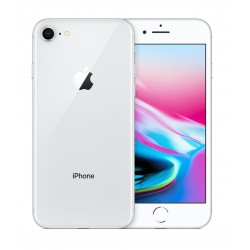 "Apple - iPhone 8 11,9 cm (4.7"") 64 GB SIM única Plata"