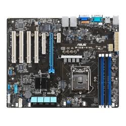 ASUS - P10S-V/4L placa base para servidor y estación de trabajo Intel® C236 LGA 1151 (Zócalo H4) ATX