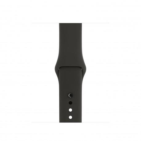 Apple - MR252ZM/A Grupo de rock Gris Fluoroelastómero accesorio de relojes inteligentes