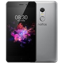 """Neffos - X1 Lite 12,7 cm (5"""") 2 GB 16 GB SIM doble 4G Gris 2550 mAh"""