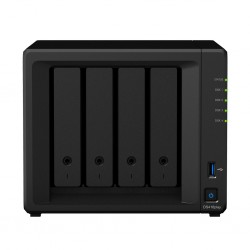 Synology - DiskStation DS418play Ethernet Escritorio Negro NAS