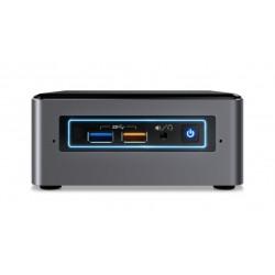 Intel - NUC NUC7I5BNHXF 2,2 GHz 7ª generación de procesadores Intel® Core™ i5 i5-7260U Negro, Gris Nettop Mini PC