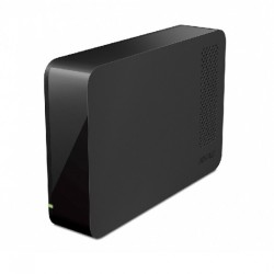 Buffalo - DriveStation HD-LCU3 disco duro externo 1000 GB Negro