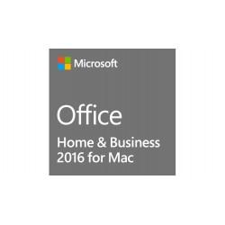 Microsoft - OFFICE HOME BUS 2016 MAC 1 LIC LICS Completo 1usuario(s)