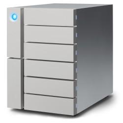 LaCie - 6big Thunderbolt 3 unidad de disco multiple 12 TB Escritorio Gris