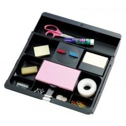 3M - C71 Negro organizador para cajón de escritorio