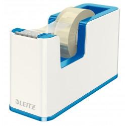 Leitz - WOW Poliestireno Azul, Metálico cinta adhesiva