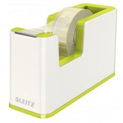 Leitz - WOW Poliestireno Verde, Metálico cinta adhesiva