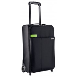 Leitz - 62100095 Tranvía 29L Poliéster Negro bolsa de equipaje