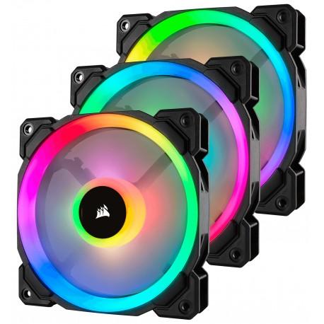 Corsair - LL120 RGB Carcasa del ordenador Ventilador - 22148139