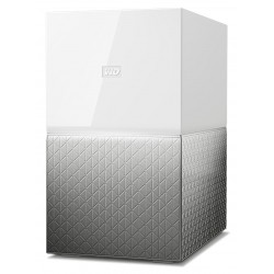 Western Digital - My Cloud Home Duo dispositivo de almacenamiento personal en la nube 4 TB Ethernet Gris