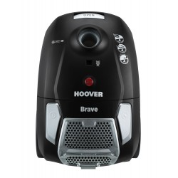 Hoover - Brave 700 W Aspiradora cilíndrica Secar Bolsa para el polvo 2,3 L