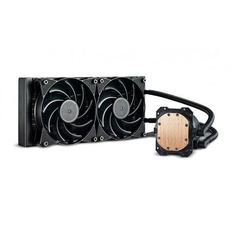Cooler Master - MasterLiquid Lite 240 Procesador refrigeración agua y freón