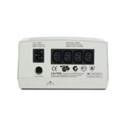 APC - Line-R regulador de voltaje 230 V 4 salidas AC Beige