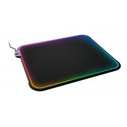 Steelseries - QCK PRISM Negro Alfombrilla de ratón para juegos