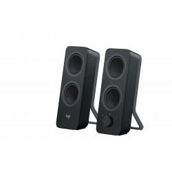 Logitech - Z207 Negro Inalámbrico y alámbrico 5 W