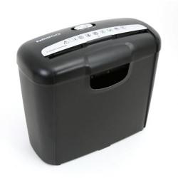 Omega - ONP601S triturador de papel Corte en tiras 22 cm Negro