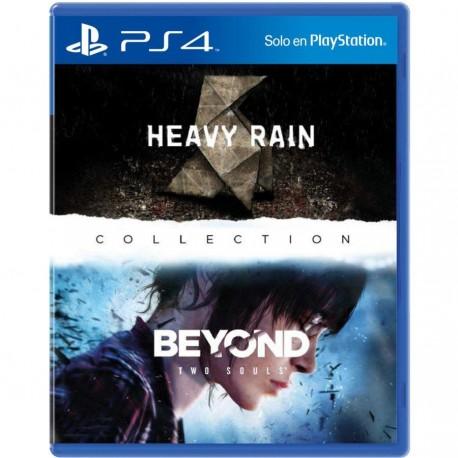 Sony - The Heavy Rain & BEYOND: Two Souls Collection, PS4 Coleccionistas PlayStation 4 Español vídeo juego