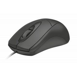 Trust - Ziva ratón USB tipo A Óptico 1200 DPI Ambidextro