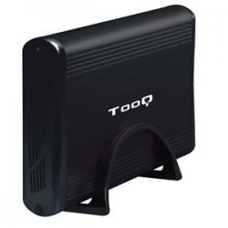 """TooQ - CAJA HDD 3,5"""" IDE/SATA A USB 2.0 NEGRA - 12791083"""