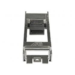 Hewlett Packard Enterprise - BladeSystem c-Class QSFP+ to SFP+ Adapter MPO/MTP LC equipo de conección cruzada optic