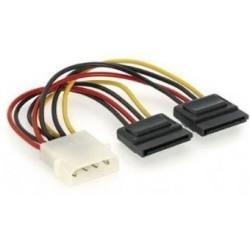 Gembird - CC-SATA-PSY 0.15m cable de SATA