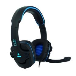 Ewent - PL3320 auricular y casco Auriculares Diadema Negro