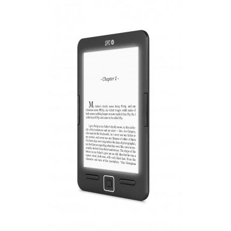 SPC - Dickens Light 8GB Negro lectore de e-book