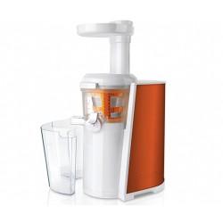 Taurus - LS-670 Exprimidor lenta 150W Naranja, Color blanco