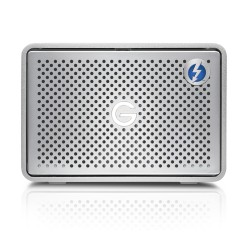 G-Technology - G-RAID Thunderbolt 3 unidad de disco multiple 12 TB Plata