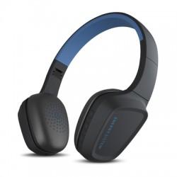 Energy Sistem - 429226 auricular y casco Auriculares Diadema Negro, Azul