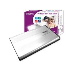 "Eminent - Portable 2.5"" Harddisk Enclosure SATA 2.5"" Plata"