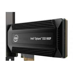 Intel - Optane 900P unidad de estado sólido HHHL 280 GB PCI Express 3.0 3D Xpoint NVMe