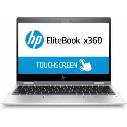 "HP - EliteBook x360 1020 G2 Portátil Plata 31,8 cm (12.5"") 3840 x 2160 Pixeles Pantalla táctil 7ª generación de procesadores Int"
