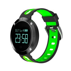 Billow - XS30GP Bluetooth Negro, Verde reloj deportivo
