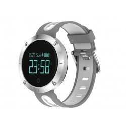 Billow - XS30GW Bluetooth Gris, Blanco reloj deportivo