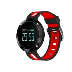 Billow - XS30BR Bluetooth Negro, Rojo reloj deportivo