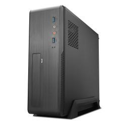 TooQ - TQC-3006DU3C carcasa de ordenador Escritorio Negro 500 W