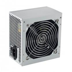 TooQ - Fonte Ecopower II unidad de fuente de alimentación 500 W ATX Plata