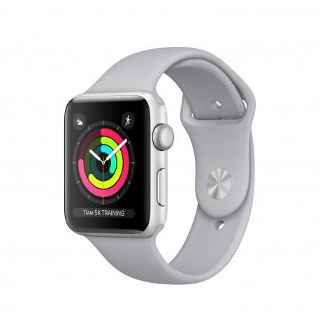Apple - Watch Series 3 OLED GPS (satélite) Plata reloj inteligente