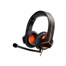 Thrustmaster - Y350 CPX 7.1 Auriculares Diadema Negro, Naranja