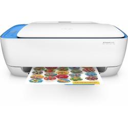 HP - DeskJet 3639 Inyección de tinta térmica 8,5 ppm 4800 x 1200 DPI A4 Wifi