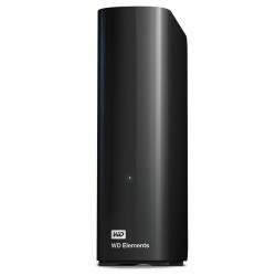 Western Digital - WDBWLG0060HBK disco duro externo 6000 GB Negro
