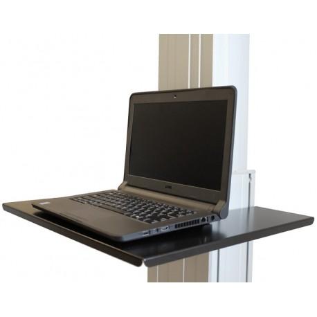 Newstar - PLASMA-M2500LAPSHELF accesorio para montaje en panel plano